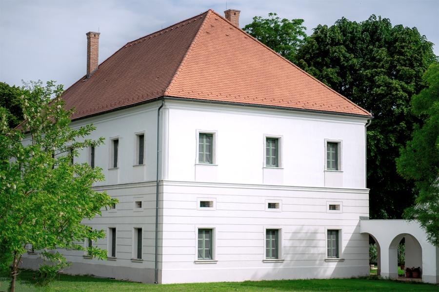 A Balogh–Esterházy-kastély napjainkban
