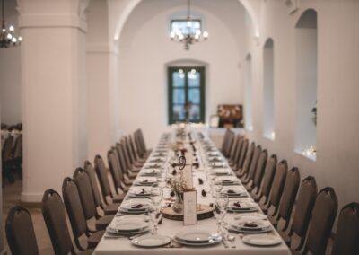Céges rendezvények a Balogh–Esterházy-kastélyban