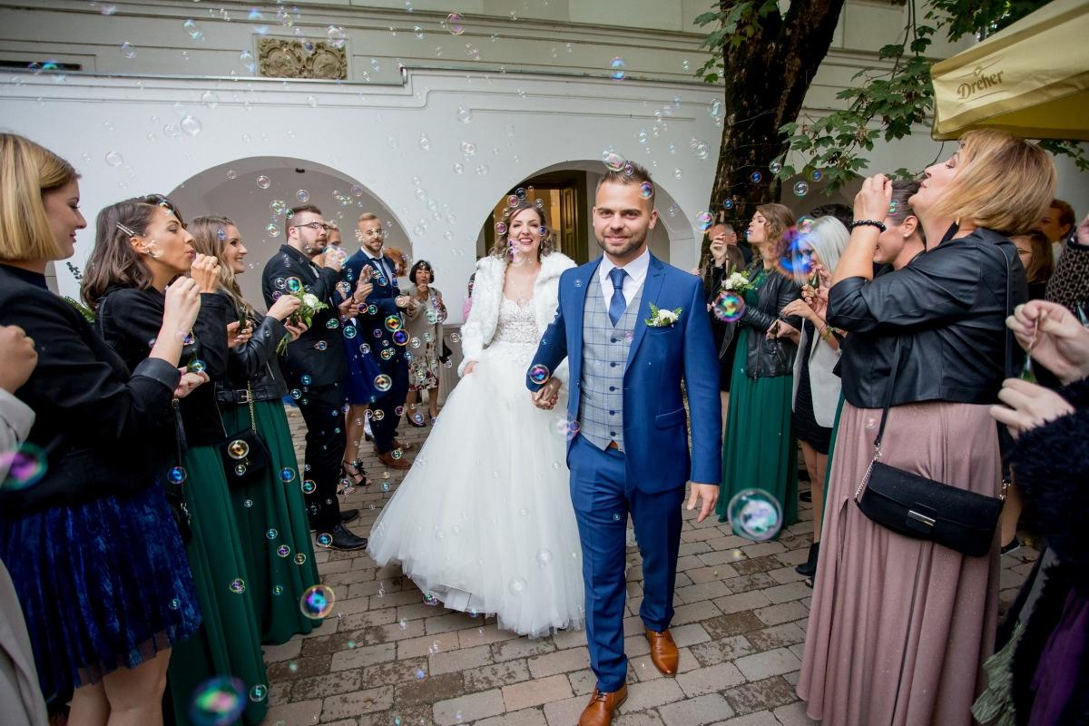 Esküvő Billegpusztán - Balogh–Esterházy-kastély