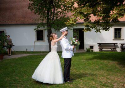 Esküvő a Balogh–Esterházy-kastélyban