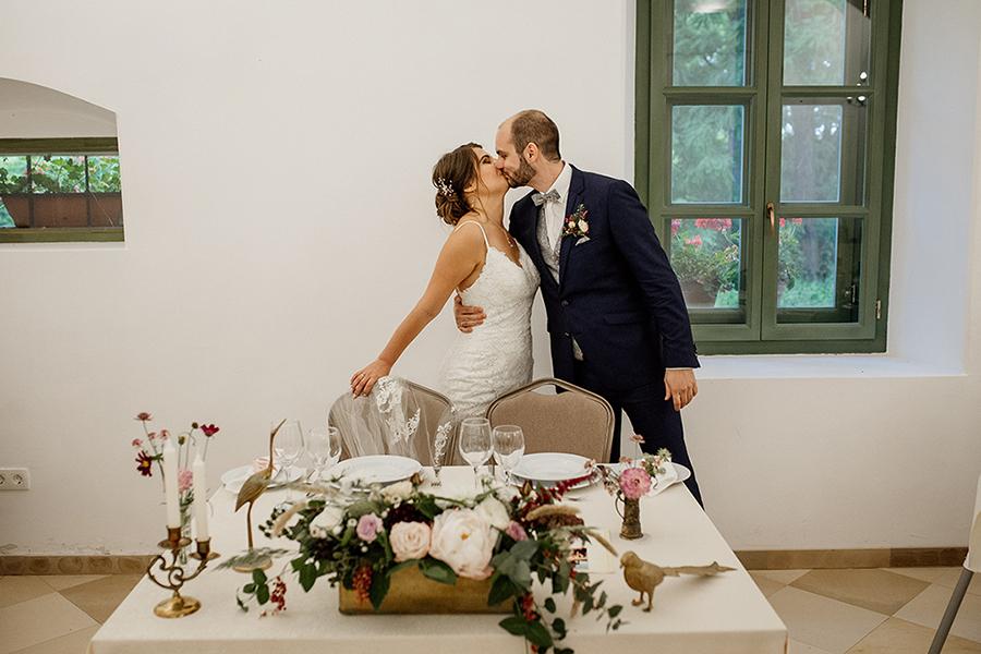 Romantikus esküvő a Balogh–Esterházy-kastélyban