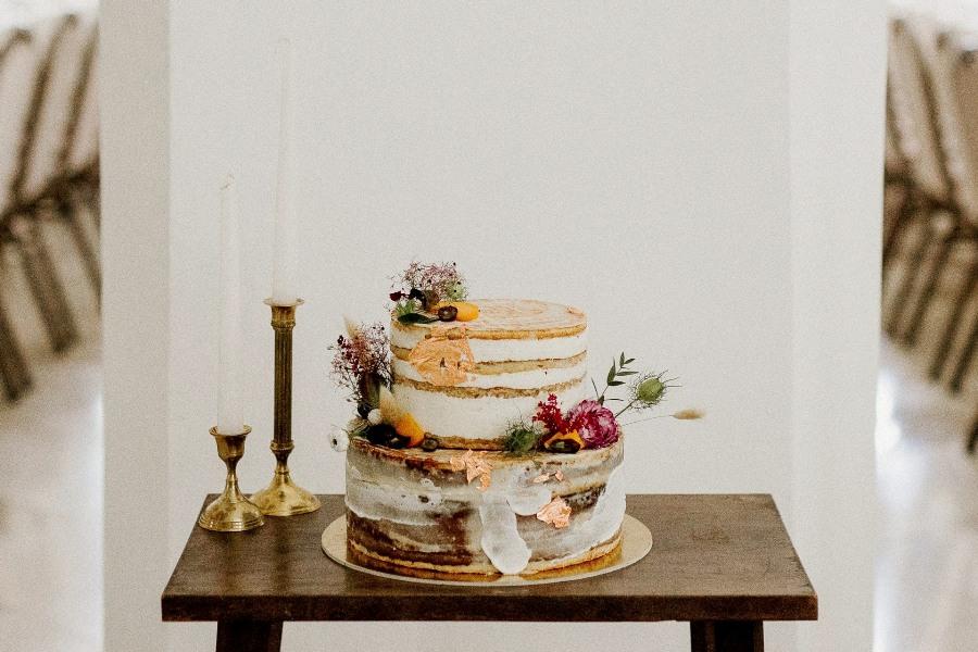 Torta nélkül nincs esküvő